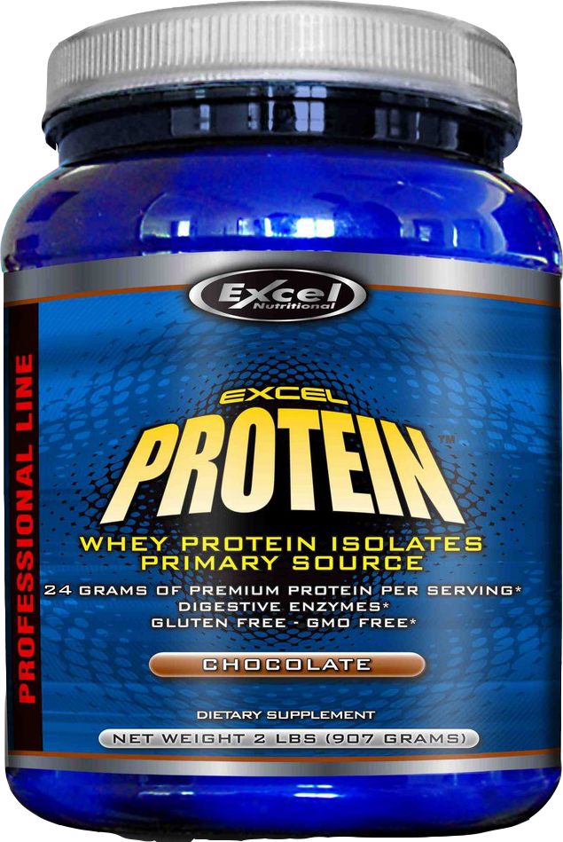 EXCEL PURE PROTEIN 2LBS | Excel Nutrition